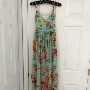 5 Floral Maxi Dresses - Never Worn, With Tags
